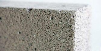 Пористі бетони